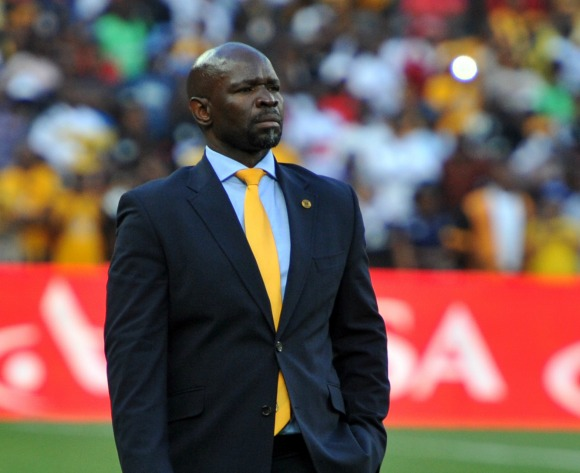 Steve Komphela sympathises with 'Micho' over poor finishing in South Africa