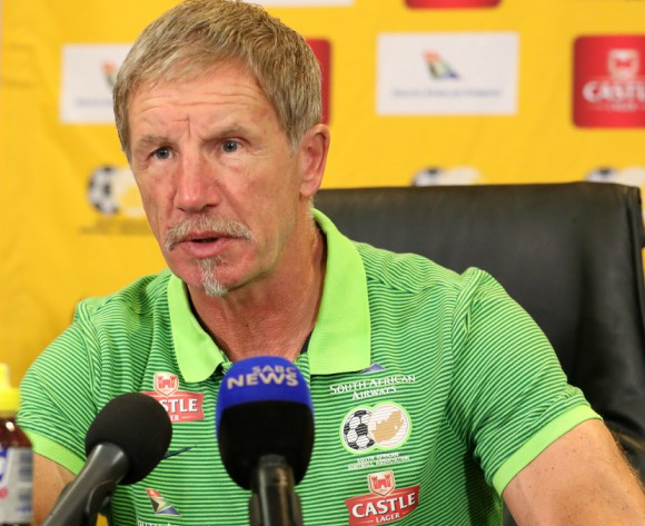 SA coach Stuart Baxter: 'Tower' back to his normal self