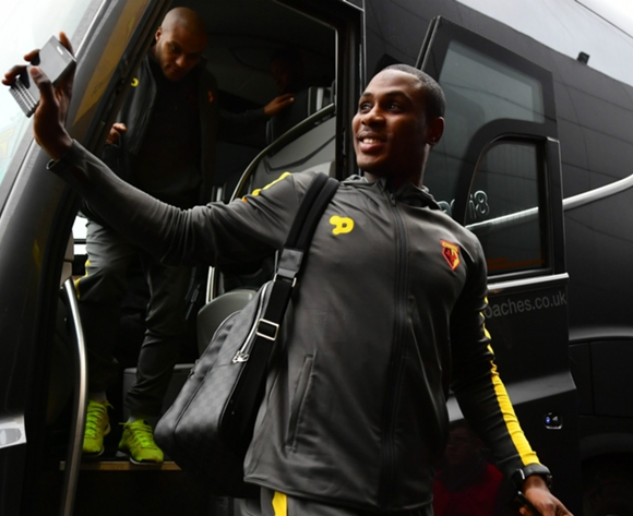 Nigeria's Ighalo open to English Premier League return