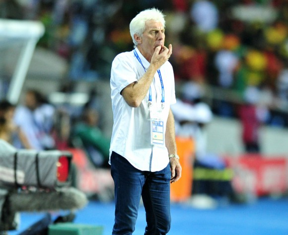 Cameroon coach Hugo Broos heaps praise on Zambian side