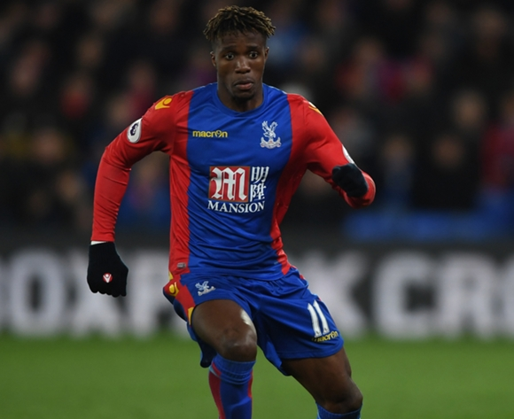 Wilfried Zaha: Brighton a must-win clash for Palace