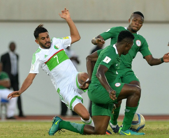 Algeria look to bow out with win over Nigeria