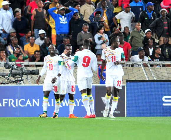 Bafana Bafana hopes crushed as Senegal book World Cup return