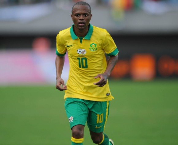 Thulani Serero: My sofa is better than Bafana's bench!