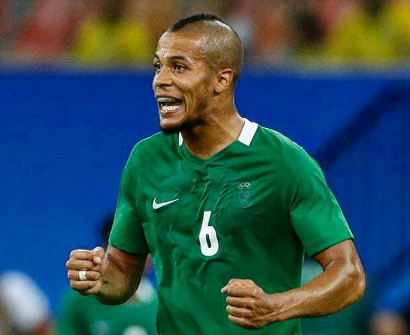 Nigeria's William Troost Ekong unfazed by Argentina test