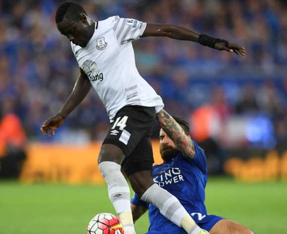 Oumar Niasse: I am happy at Everton