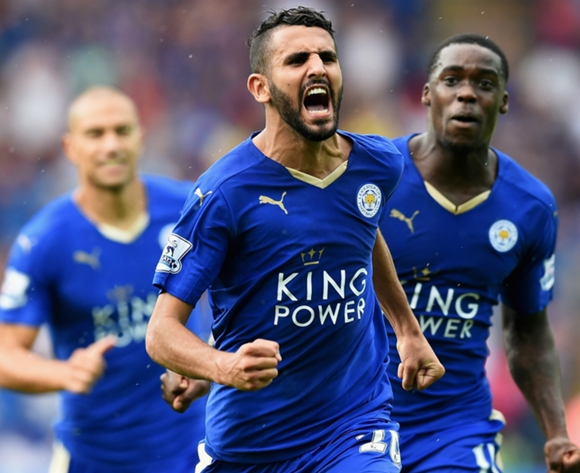 Algerian Riyad Mahrez looks set to replace Alexis Sanchez