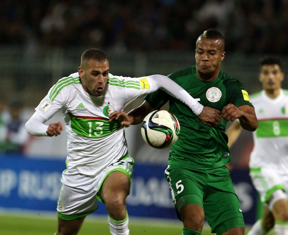 Algerian Federation to punish officials over Nigeria bungle