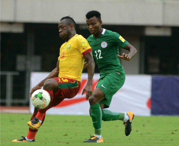 FIFA punishes Nigeria for fielding ineligible player