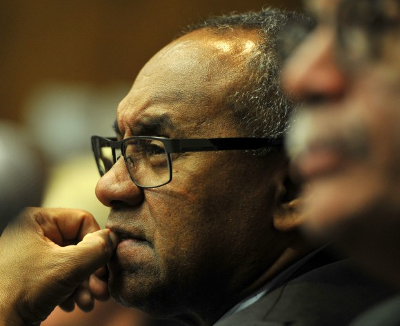 CAF president unhappy with Cameroon 2019 AFCON preparations