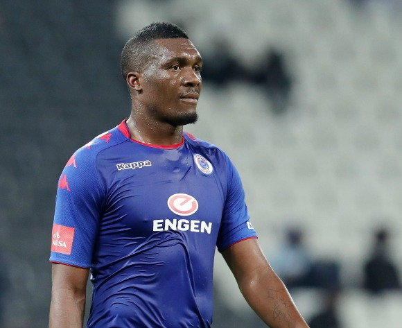 Egwuekwe secures a point for SuperSport