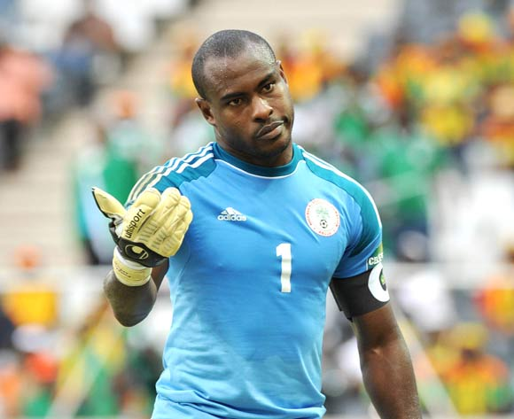 Nigerian goalkeeper Vincent Enyeama could be departing Lille for €1 million