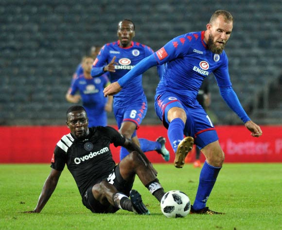 Jeremy Brockie set for Orlando Pirates switch?