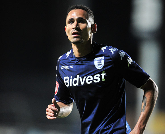 Daylon Claasen of Bidvest Wits during the Absa Premiership 2017/18 football match between Bidvest Wits and Platinum Stars at Bidvest Stadium, Johannesburg on 16 December 2017 ©Samuel Shivambu/BackpagePix
