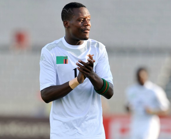 Moses Sichone: Zambian CHAN squad in good shape