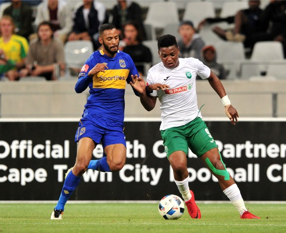 Cape Town City edge out AmaZulu