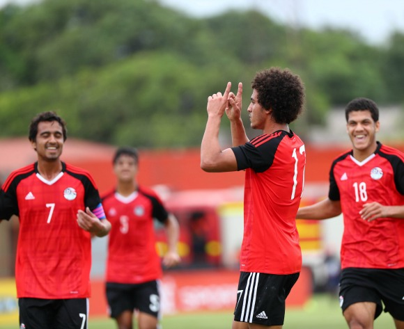 Egypt claim second win at U-20 Cosafa Cup