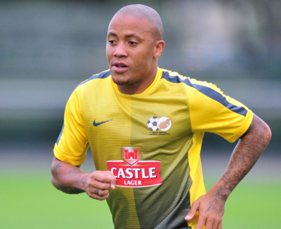 Bafana Bafana forward set for big money move