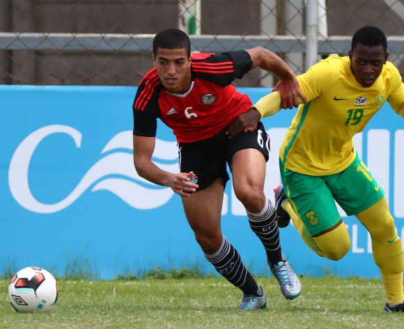 Guests Egypt & Uganda battle for third place