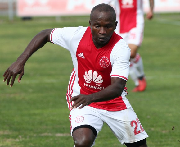 Ejike Uzoenyi: I haven't left Ajax Cape Town