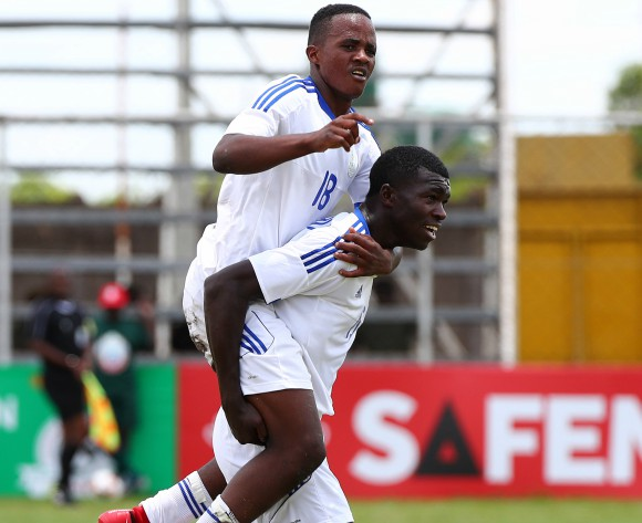 Namibia take control of Group C