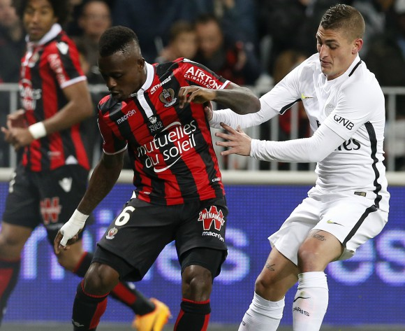 PLAYER SPOTLIGHT: Jean Michaël Seri - Ivorian to end 2017 on a high note