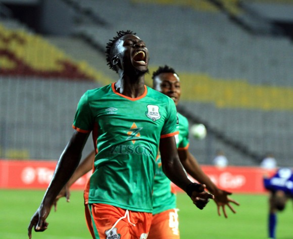 Jesse Were wins Zesco United Best Player Award