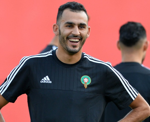 PLAYER SPOTLIGHT: Khalid Boutaib - Moroccan out to end goal drought