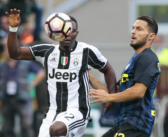 Kwadwo Asamoah close to renewing Juventus contract - report