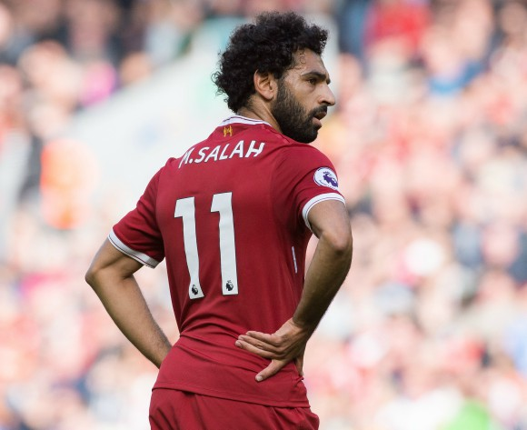 Egypt's Salah voted 2017 BBC African Footballer of the Year