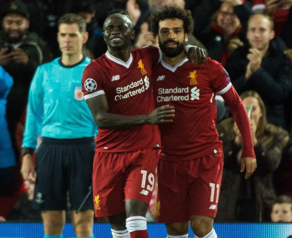 Jurgen Klopp: I said thank you to Mohamed Salah