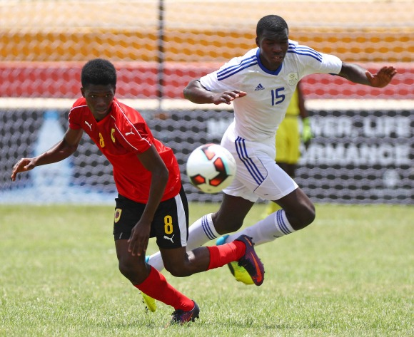 Namibia chase second win at Cosafa tournament