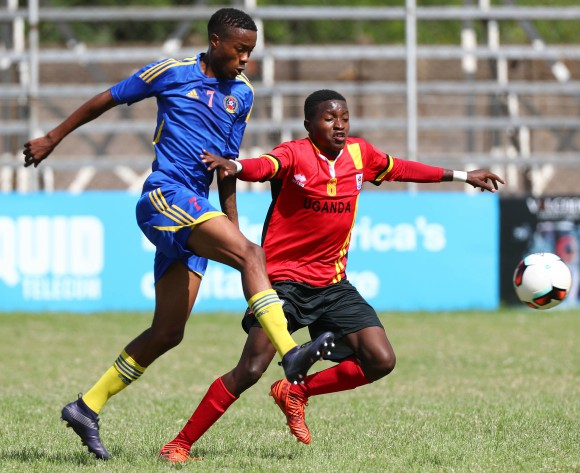 Swaziland blow Group A wide open by holding Uganda