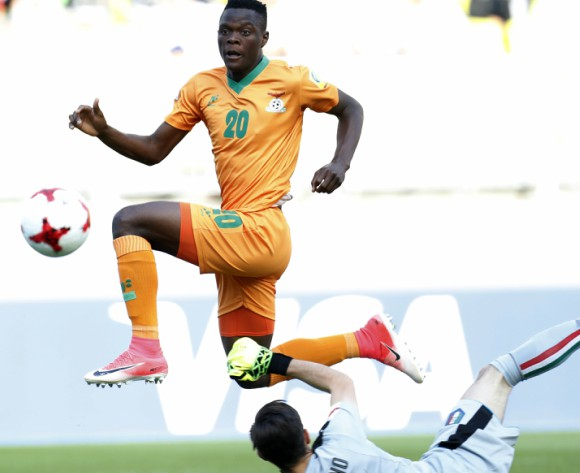 Zambia's Daka ecstatic after being shortlisted for CAF award