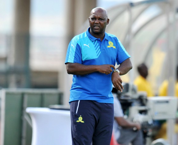 Sundowns boss Pitso Mosimane on their transfer plans