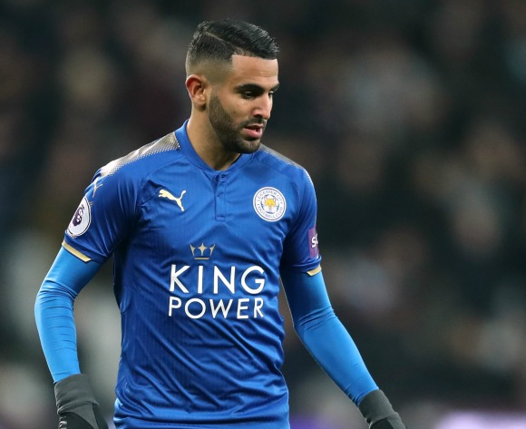 Claude Puel calls on Riyad Mahrez to ignore transfer talk