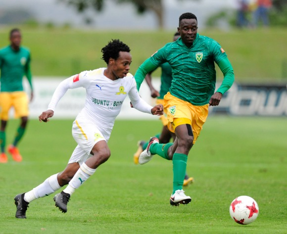 Sundowns edge out Golden Arrows