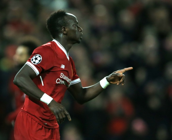 PLAYER SPOTLIGHT: Sadio Mane – He bags the UEFA Champions League Goal of the Week