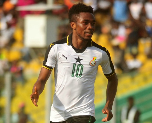 RB Salzburg to loan out Ghanaian forward Samuel Tetteh