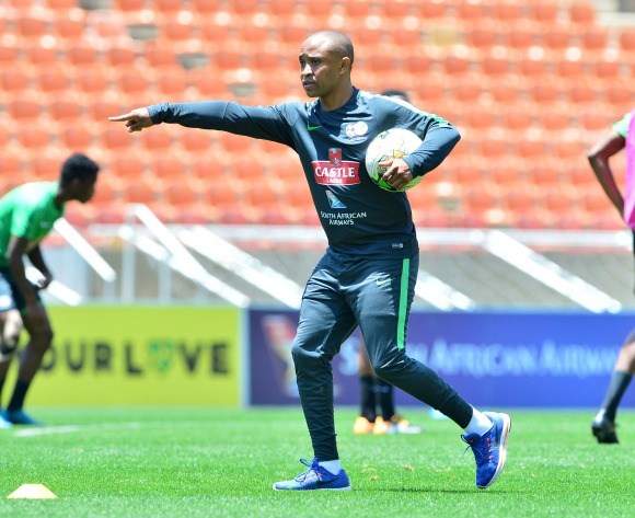 SA coach Thabo Senong looking forward to Egypt rematch