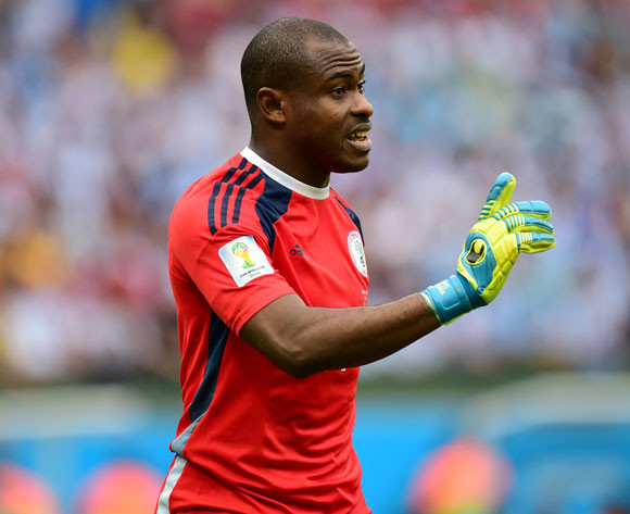 Gernot Rohr not giving up on Vincent Enyeama