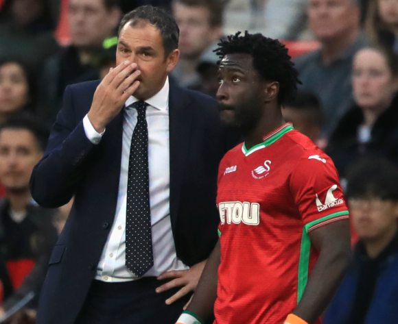 Swansea's Wifried Bony out for 10 days