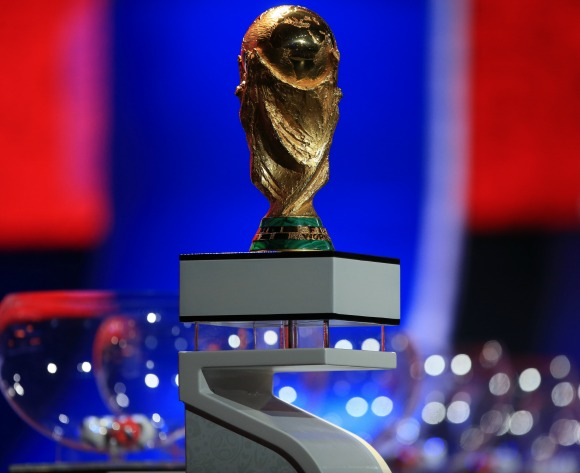2018 FIFA World Cup Draw - As it happened