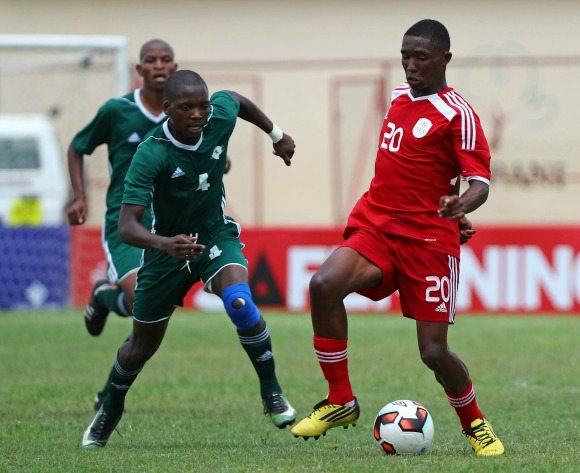 Zimbabwe join Lesotho at the top of Group C