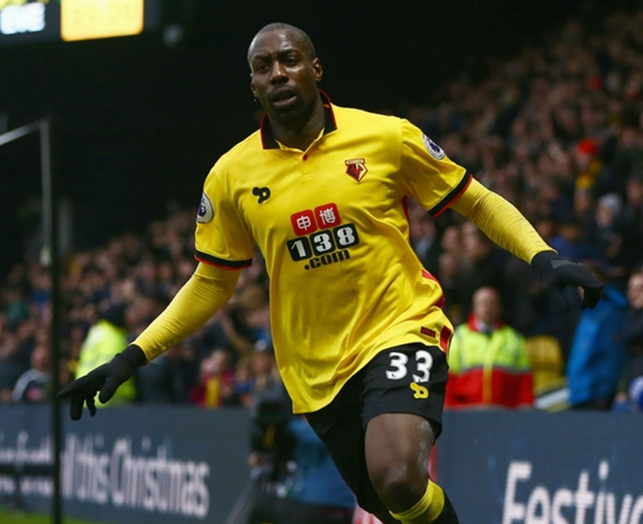 Stefano Okaka wants to leave Watford, but stay in the Premier League