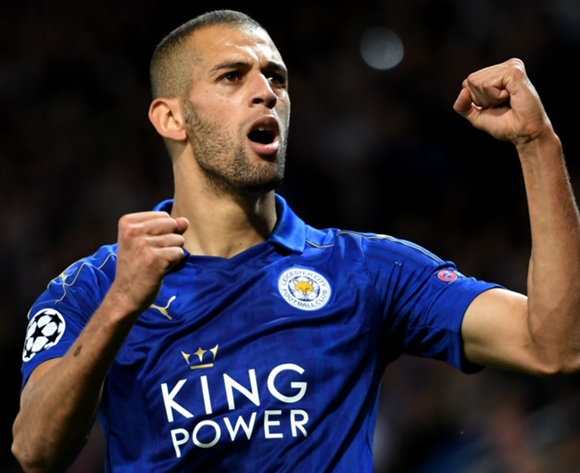 Sporting keen on re-signing Islam Slimani