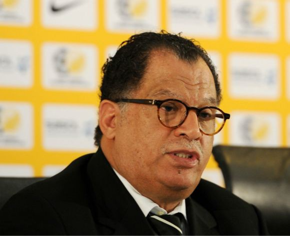 Jordaan wiling to stand for re-election as South Africa FA president