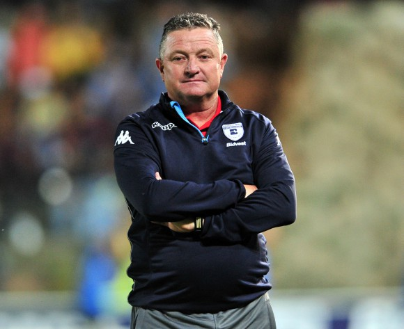 Bidvest Wits coach admits embarrassment at log position