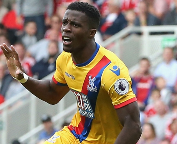 Wilfried Zaha is going nowhere says Roy Hodgson