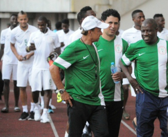 Nigeria will be ready for CHAN 2018 despite poor fitness levels says coach Salisu Yusuf